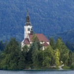 Holly Mary Church On Bled Island