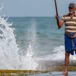 """""""The Old Man and the Sea"""" photo story"""